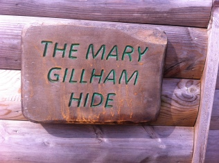 Mary Gillham Parc Slip bird hide